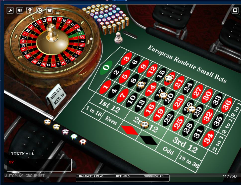 Roulette odds crown casino