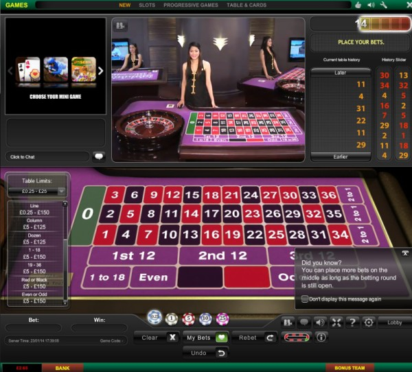 Free 10p roulette gambling coin